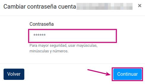 Cambiar la contraseña de tu correo en mi.com.co