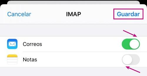 Configurar tu correo corporativo en tu Iphone