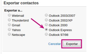 Migrar contactos de mail.mi.com.co a maia.mi.com.co