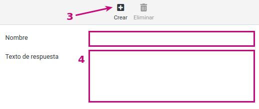 edita las respuestas en tu correo corporativo
