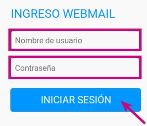 Acceder a tu correo por webmail